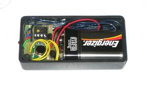 i need a circuit for rc car transmitter and reciever