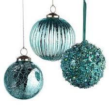 turquoise ornaments search happy holidays