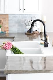 Ikea Sink With Non Ikea Faucet Ikea Farmhouse Sink Review Sinks Kitchens And House