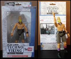 Techno Viking Meme - technoviking know your meme
