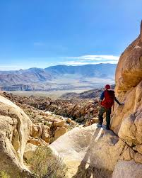 anza borrego dessert state park winter overnight backpacking