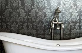 Cool Designer Wallpapers For Bathrooms Home Decor Blog - Designer wallpaper for bathrooms