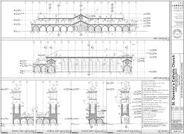 Catholic Church Floor Plans Download Church Building Design Ideas Solidaria Garden