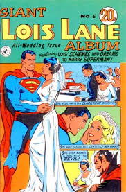 superman the wedding album lois album volume comic vine