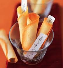 new year s fortune cookies fortune cookies for s day put s message
