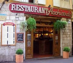 restaurant cuisine nicoise un restaurant typiquement niçoise au coeur du vieux blog2nice
