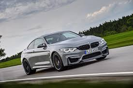 2018 bmw m4 cs shows up in lime rock grey metallic color