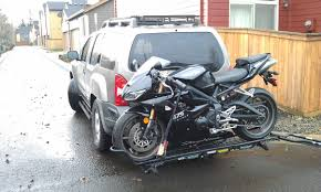 Subaru Forester Bike Rack by Motorcycle Carrier Thoughts Archive Triumph675 Net Forums
