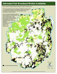 National Broadband Map Nys Makes Large Investment In Adirondack Broadband The
