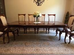 Stanley Furniture Dining Table Set - Stanley dining room furniture