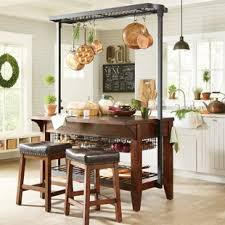 kitchen island pot rack lighting kitchen island with pot rack https secure img2 fg wfcdn com