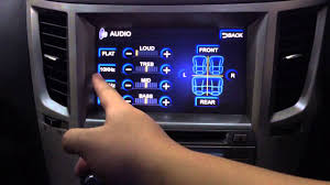 2014 subaru outback radio on 2014 images tractor service and