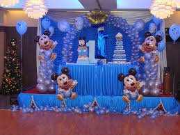 birthday decor at home simple 1st birthday party decorations at home homelivings info
