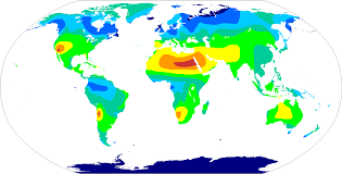 United States Climate Regions Map by Which City Has The Best Climate In The World U2013 Sg Kinsmann U2013 Medium