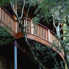 Cantilevered Deck by Mill Valley Deck U2039 Marren Architects
