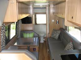 Camper Interiors Camper Renovation There Are More Rv Remodel Complete Interior