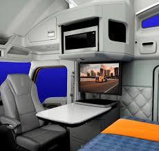 Truck Sleeper Interior Kenworth Trucks The World U0027s Best