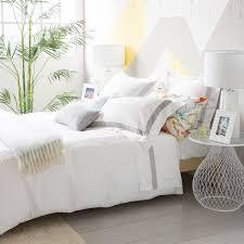 contrast egyptian satin bed linen bed linen bedroom zara
