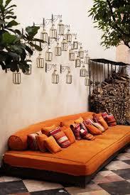 gorgeous burnt orange hue inspire globally chic pinterest