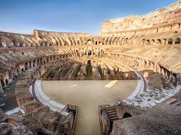 best way to see the colosseum rome classic ancient rome and colosseum tour small rome tours