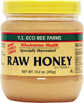 YS Eco Bee Farms Raw Honey -- 14 oz - Vitacost - Downloadable
