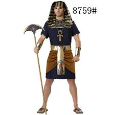 Halloween Costumes Ancient Egyptian Pharaoh Clothing Film Role Play Cosplay Clothing