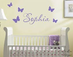 Nursery Quotes Wall Decals by Wall Decor For Babies U0027 Room Webby Wonder