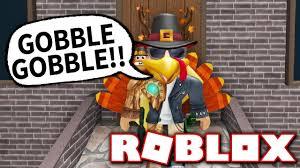 i am a thanksgiving turkey roblox murder mystery 2