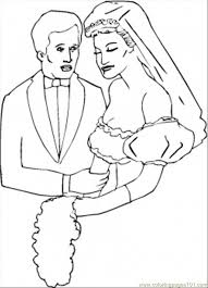 pictures bride groom coloring pages 80 additional