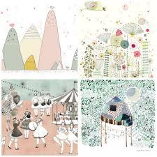 illustration chambre bébé selection de jolis posters pour chambre d enfant et bébé