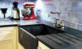 Soapstone Countertops Houston Meanwhile Back In The Kitchen Part Iii Countertops Black