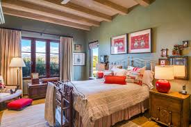 Hacienda Bedroom Furniture by Tour An Elegant And Sophisticated Hacienda In Santa Fe Santa Fe