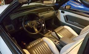saleen mustang price guide exclusive 1989 saleen mustang convertible 3k price drop