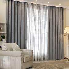 rideaux de chambre à coucher 2017 simple é décoration blackout rideaux pour la chambre à
