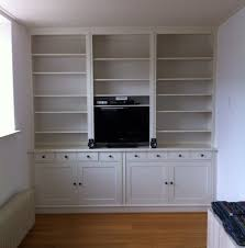 a built in library with hemnes and stornas ikea hackers ikea