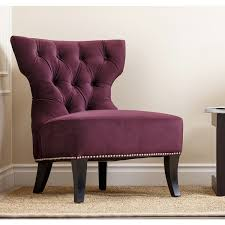 22 side chair for living room wingback accent chair tufted