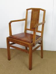 art deco antique dining chairs and chair sets antiques atlas