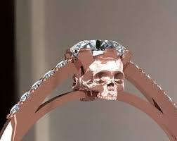 Skull Wedding Rings by Best 25 Skull Wedding Ring Ideas On Pinterest Mens Skull Rings