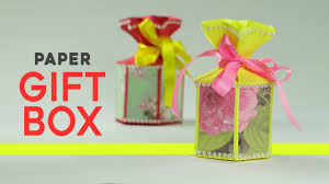 Gift Packing Ideas by Diy Creative Handmade Gift Packing Ideas How To Make A Paper
