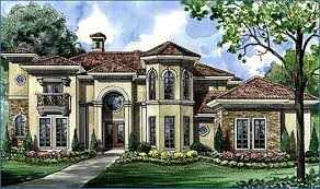 3 story houses mediterranean house plan 3 bedrooms 4 bath 4145 sq ft plan 62 293