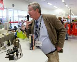 Customer Service Desk After 40 Years Anderson Kmart Manager Nears Last Shift