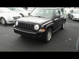 2010 jeep patriot black used 2010 jeep patriot for sale in hamden ct 06518 keating