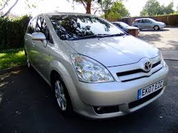 used toyota corolla verso t3 manual cars for sale motors co uk