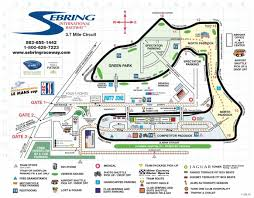 Road America Track Map by 12 Hours Of Sebring March 18 21 2015 Be There Or Be Square Say
