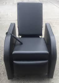 miss jayne electric reclining eyelash chair