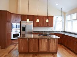 home interior pic kitchen the best creation of cherry kitchen cabinets home