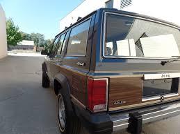 1988 jeep wagoneer jeep wagoneer one owner 20 000 miles 4 wheel drive dream