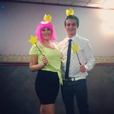 50 Couples Halloween Costume Ideas Wanda Cosmo Oddparents Costume Inspiration