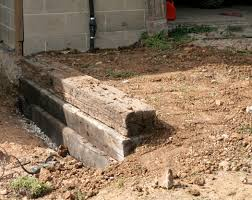 how to build a railroad tie retaining wall 10 steps with pictures