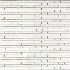 shop for torpedo white thassos marble mosaic tile at tilebar com